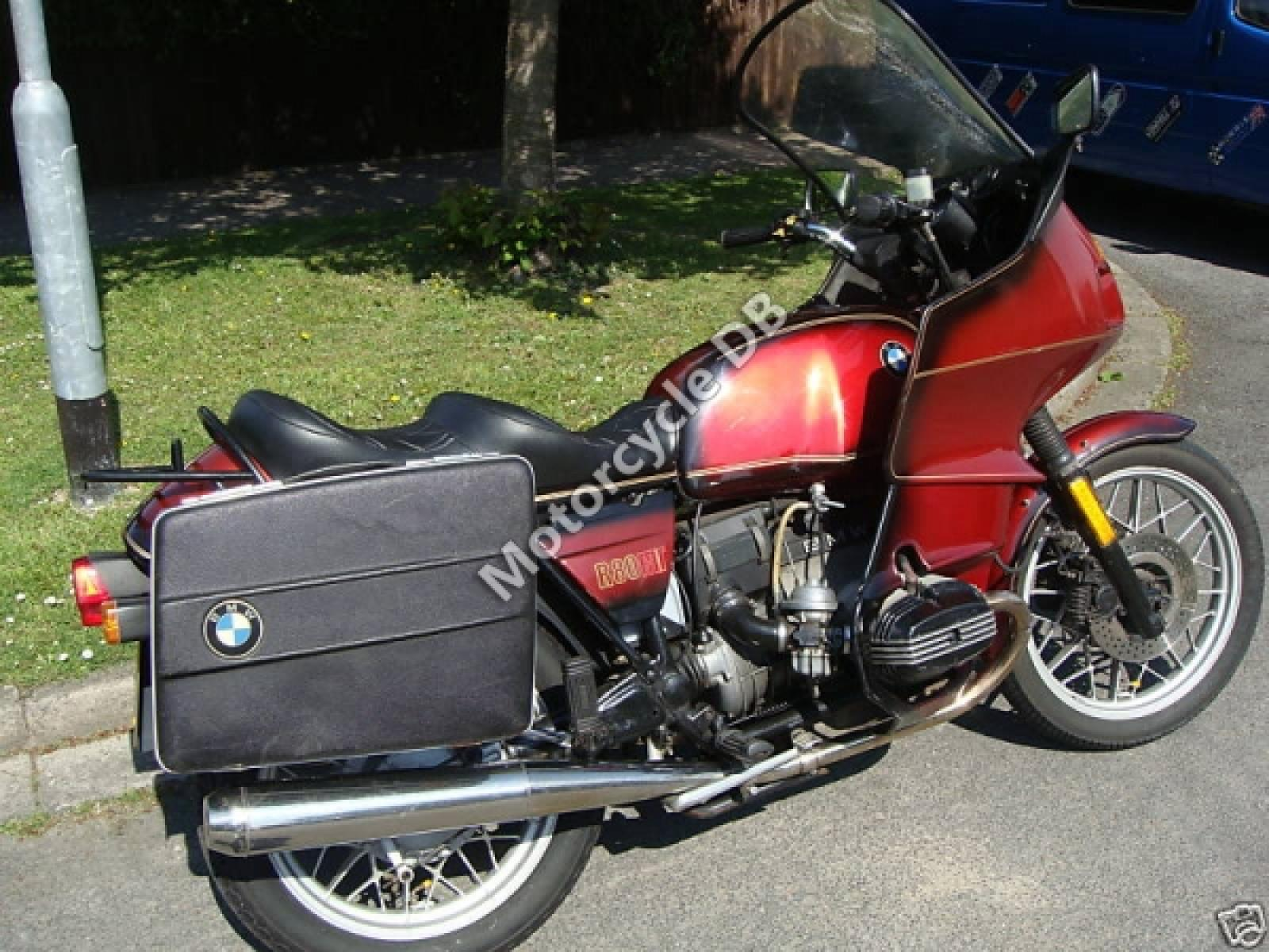 BMW R80RT (reduced effect) #1