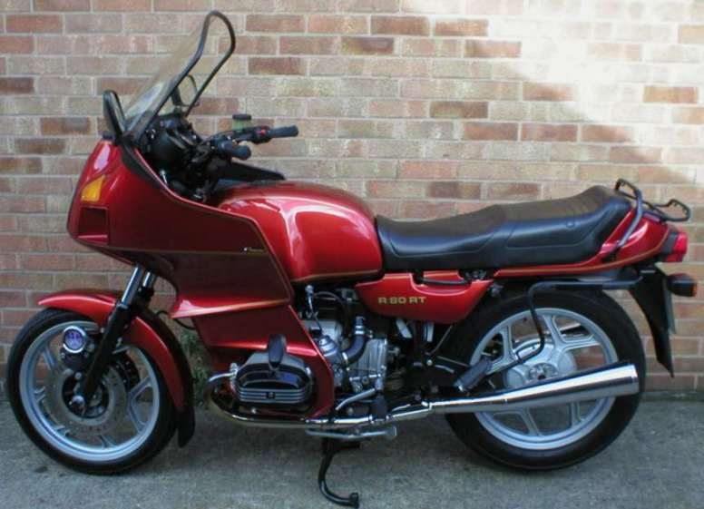 BMW R80RT (reduced effect) #5