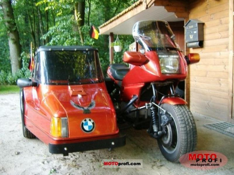 BMW R80RT (reduced effect) #4
