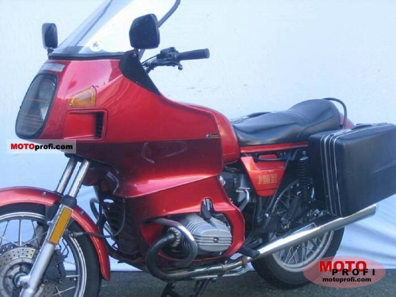BMW R80RT (reduced effect) #2