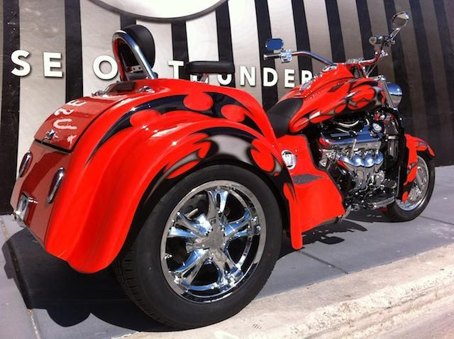 Boss Hoss BHC-9 Coupe 445 Trike #7