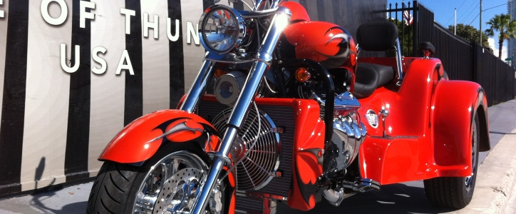 Boss Hoss BHC-9 Coupe 445 Trike #4
