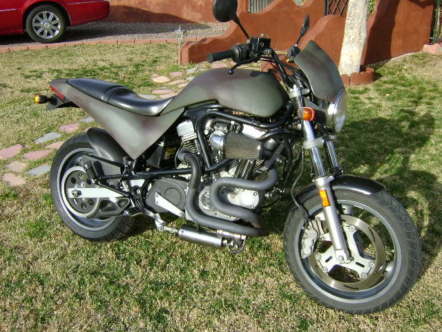 1998 Buell M2 Cyclone #4