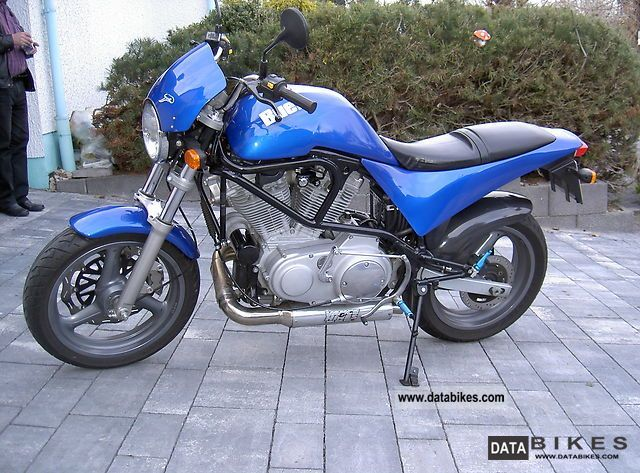 1998 Buell M2 Cyclone #3