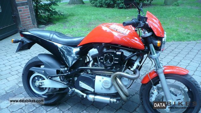 1998 Buell M2 Cyclone #7