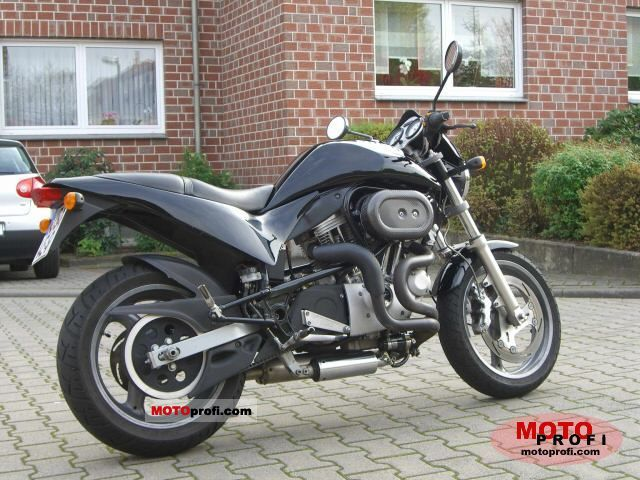 1998 Buell M2 Cyclone #1