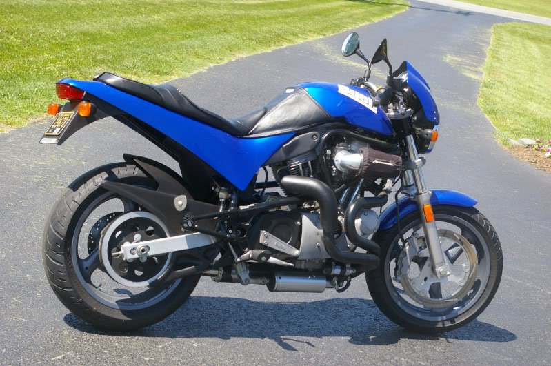 1998 Buell M2 Cyclone #6