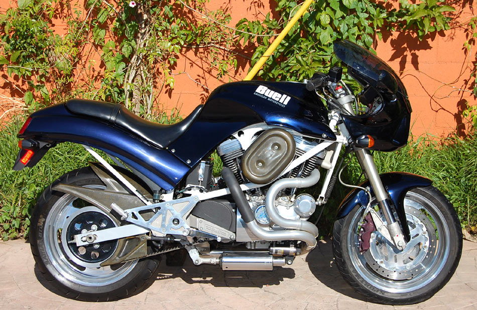 1996 Buell S2-T #4