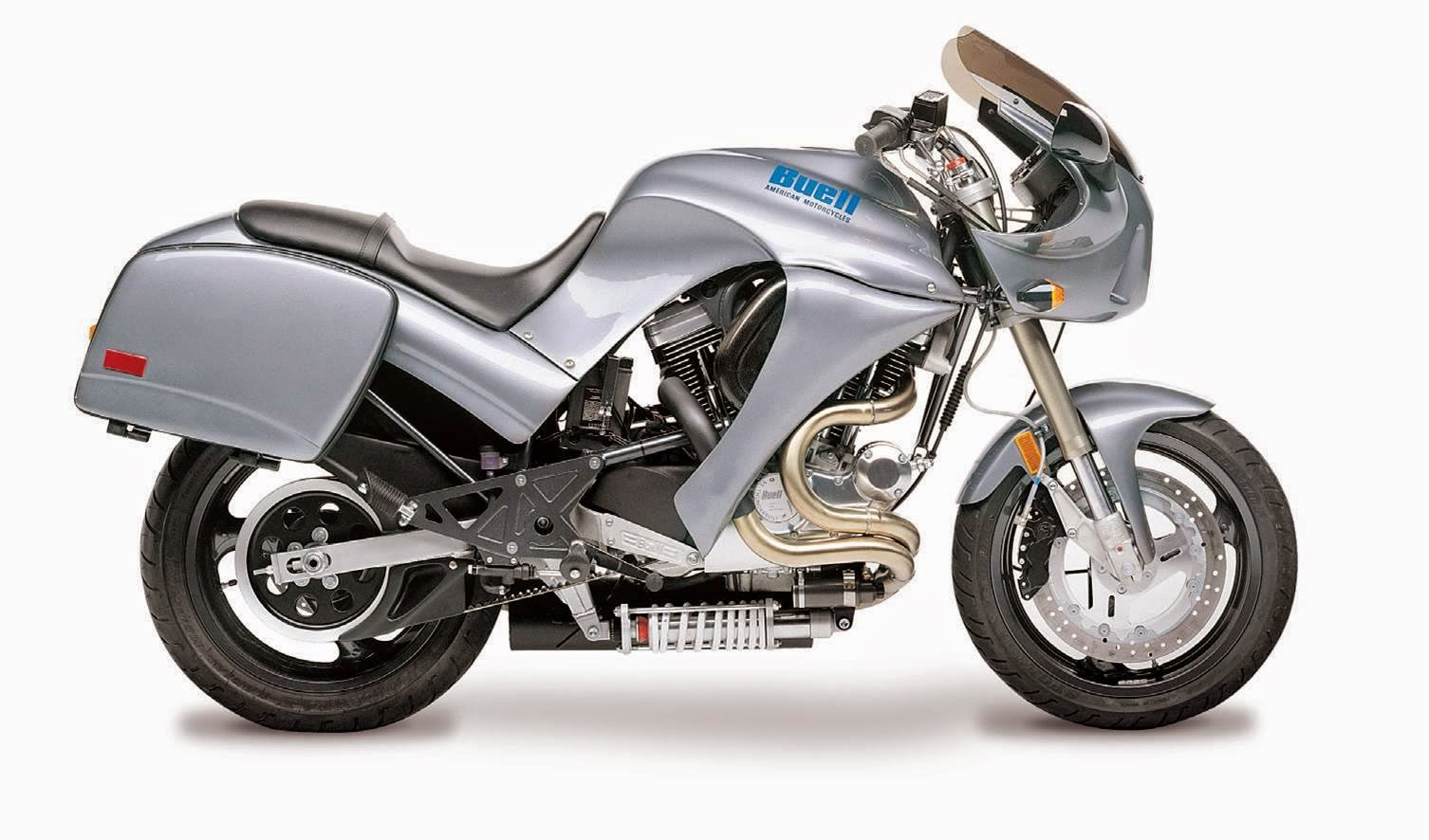 1996 Buell S2-T #6