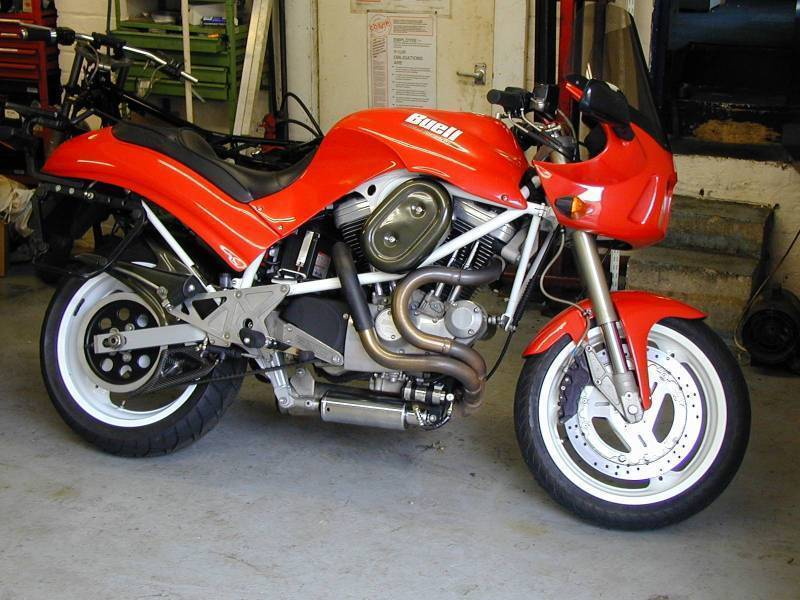 1996 Buell S2-T #8