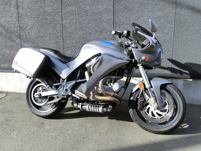 1996 Buell S2-T #7