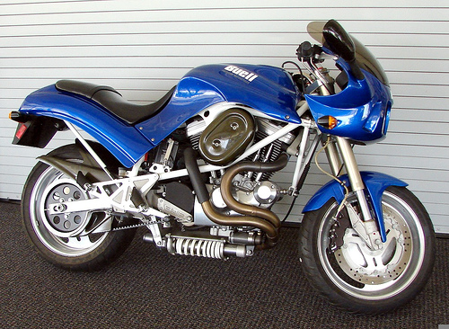 Buell S2-T #2