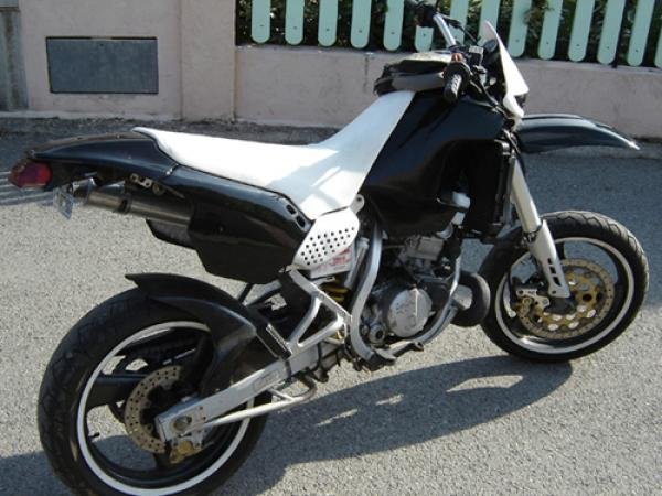 1992 Cagiva 125 Super City #1