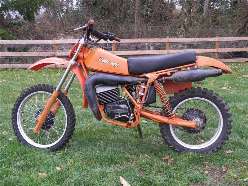 1980 Can-Am MX6 400 #1