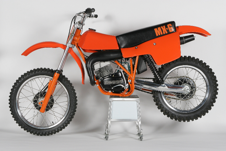 Can-Am MX6 400 #1