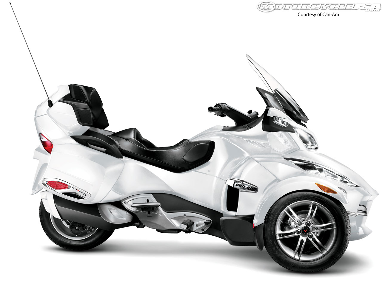 2011 Can-Am Spyder Roadster RS #9