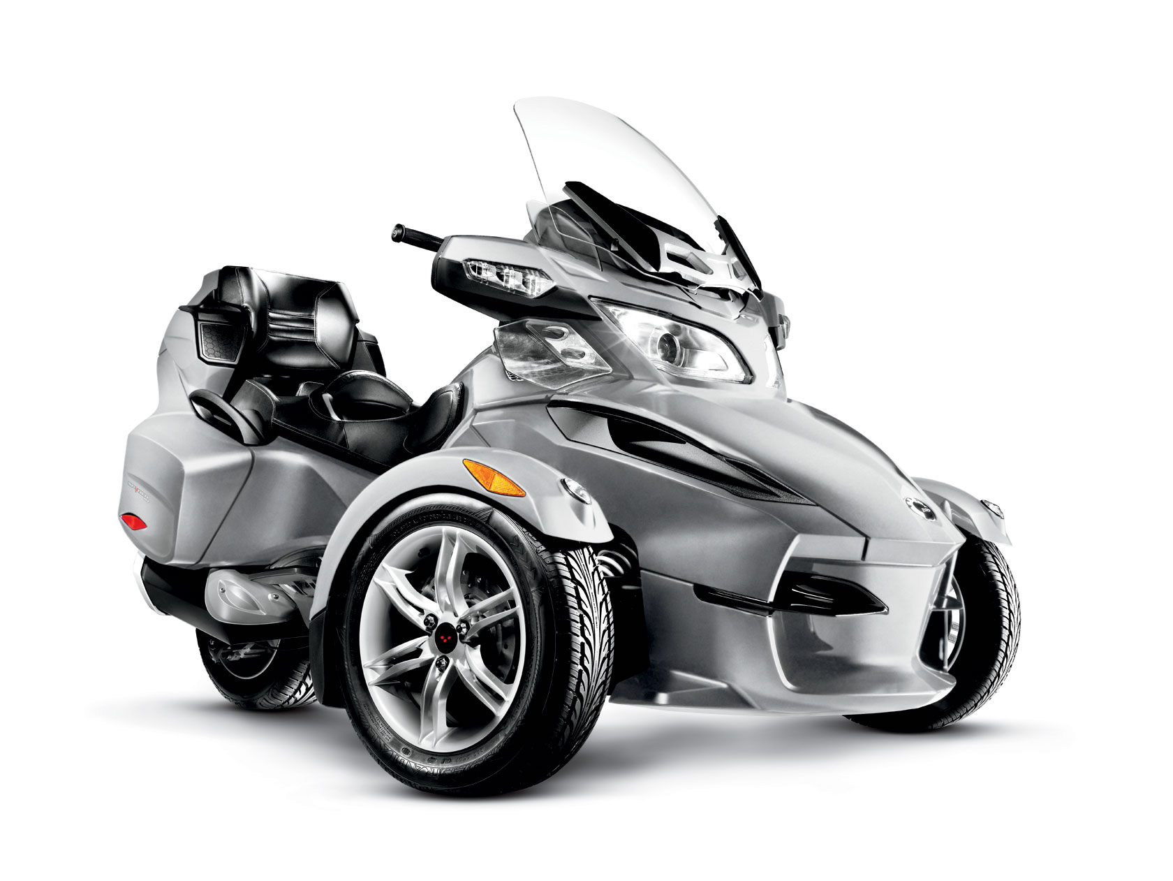 2011 Can-Am Spyder Roadster RS #7