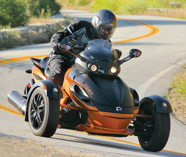 2011 Can-Am Spyder Roadster RS #3
