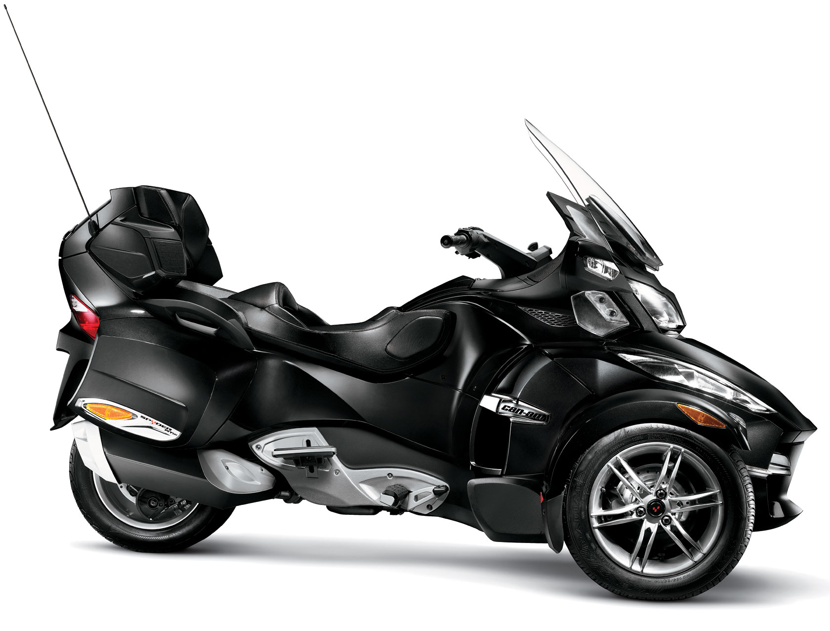2011 Can-Am Spyder Roadster RS #4