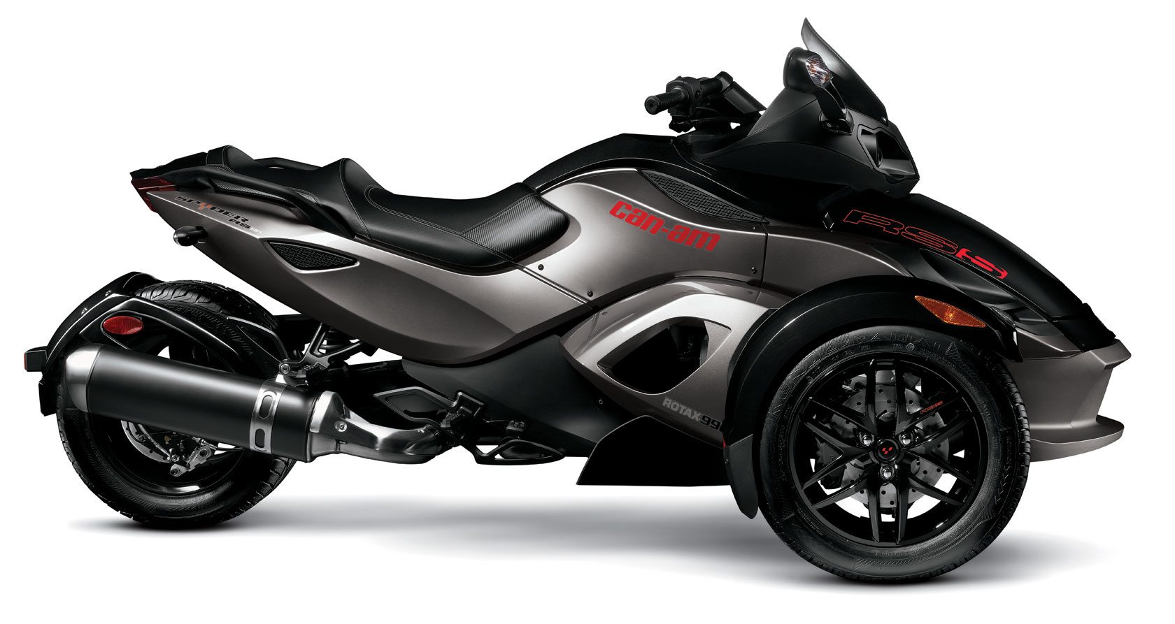 2011 Can-Am Spyder Roadster RS #6