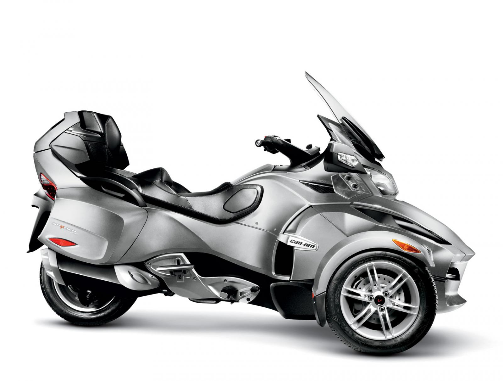 2011 Can-Am Spyder Roadster RS #10