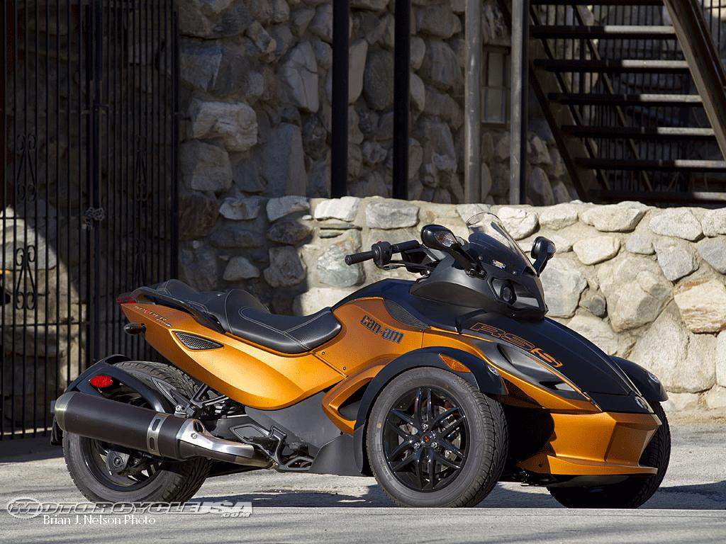 Can-Am Spyder Roadster RS #2