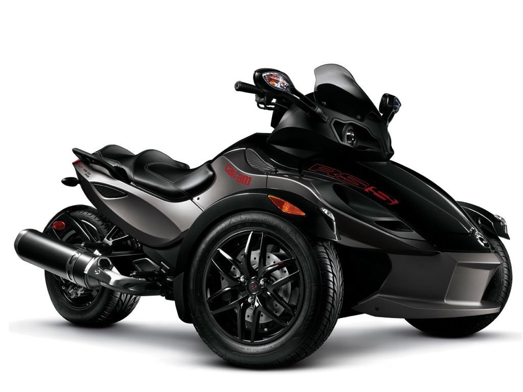 Can Am Roadster >> Can Am Spyder Roadster Rs Photos Informations Articles