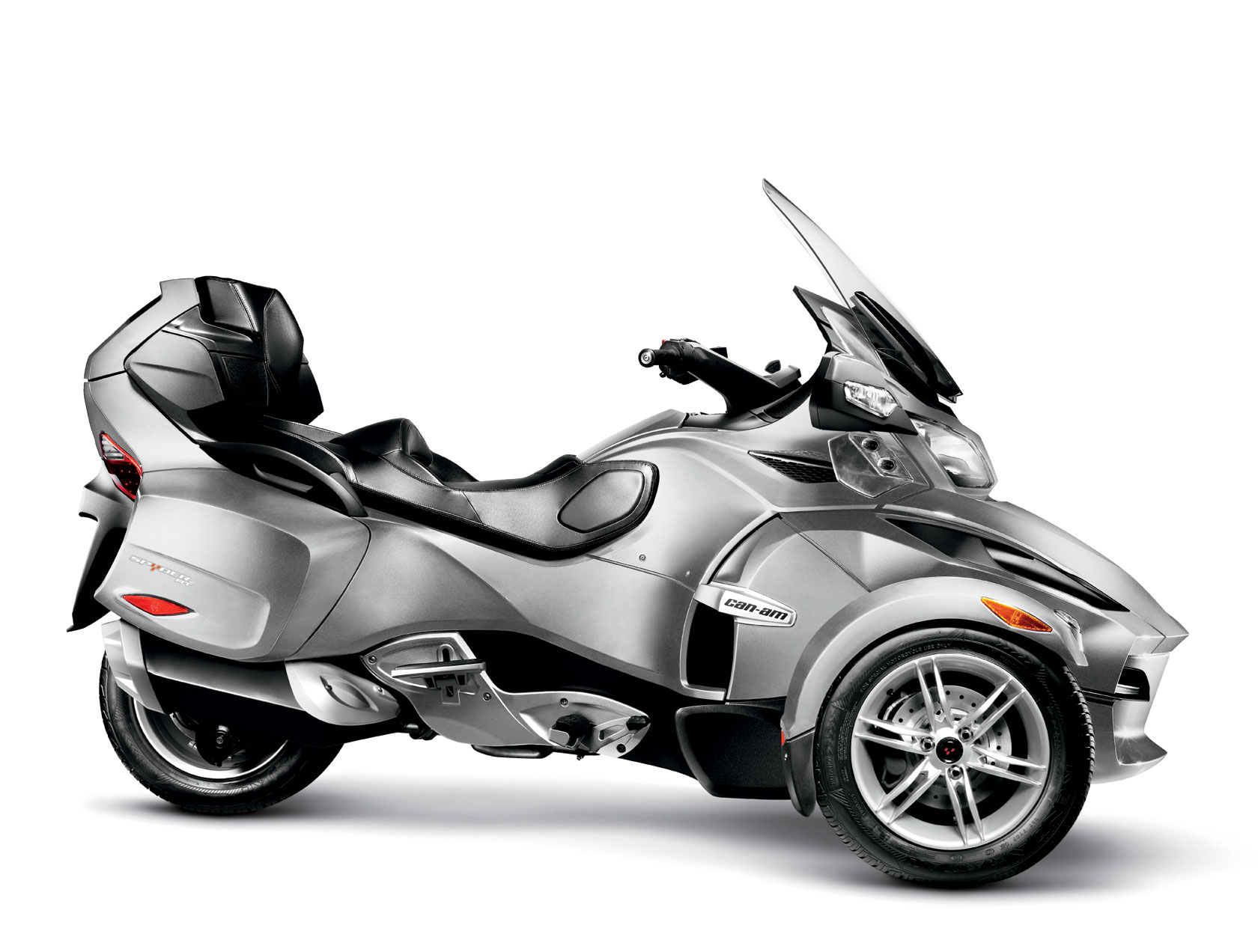 2011 Can-Am Spyder Roadster RT Limited #2