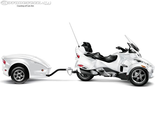 Can-Am Spyder Roadster RT Limited #3