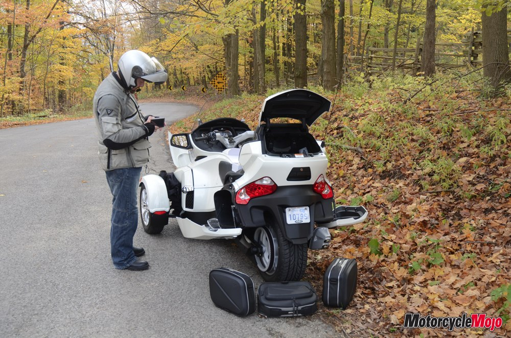 Can-Am Spyder Roadster RT Limited #4