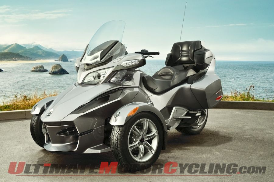 2011 Can-Am Spyder Roadster RT #1