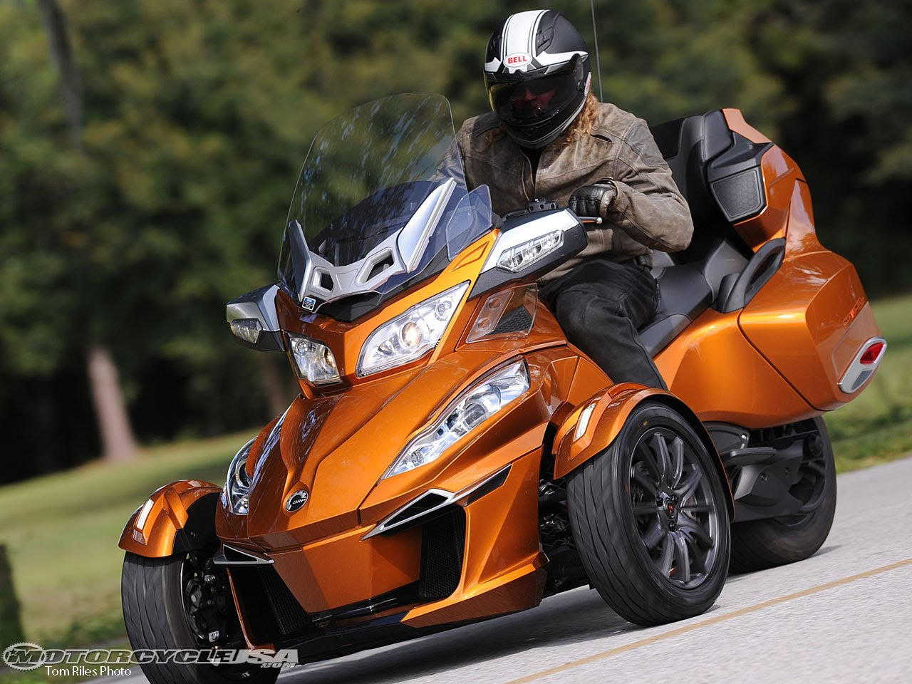 Can-Am Spyder Roadster RT #6