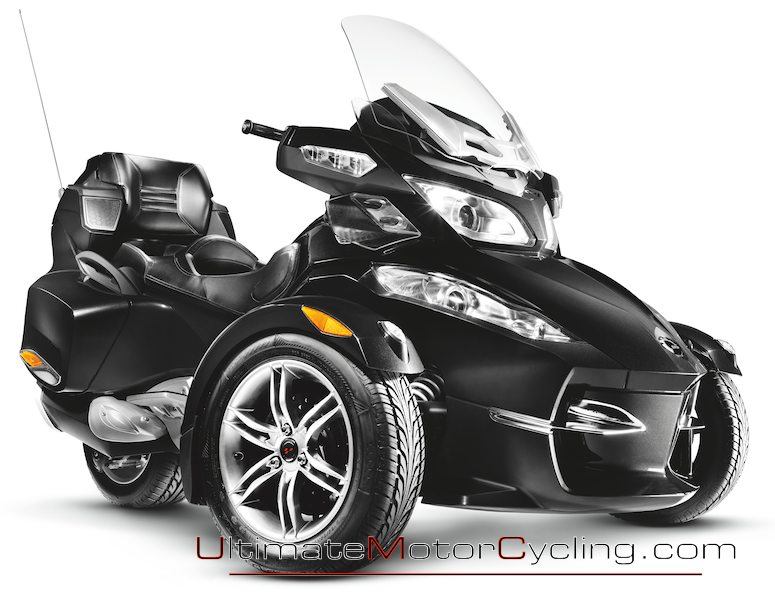 Can-Am Spyder Roadster RT #2