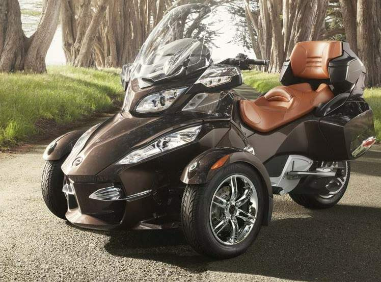 Can-Am Spyder Roadster RT #3