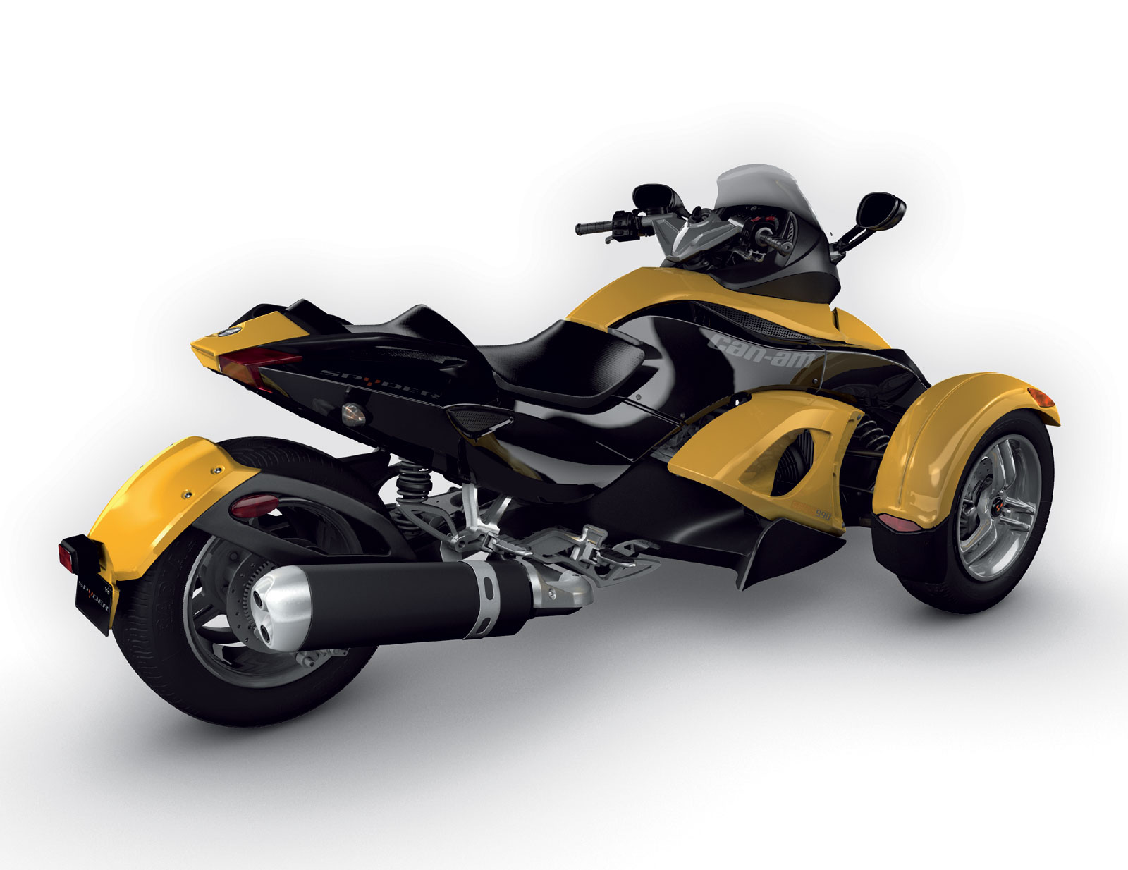 Can-Am Spyder Roadster SM5 #3