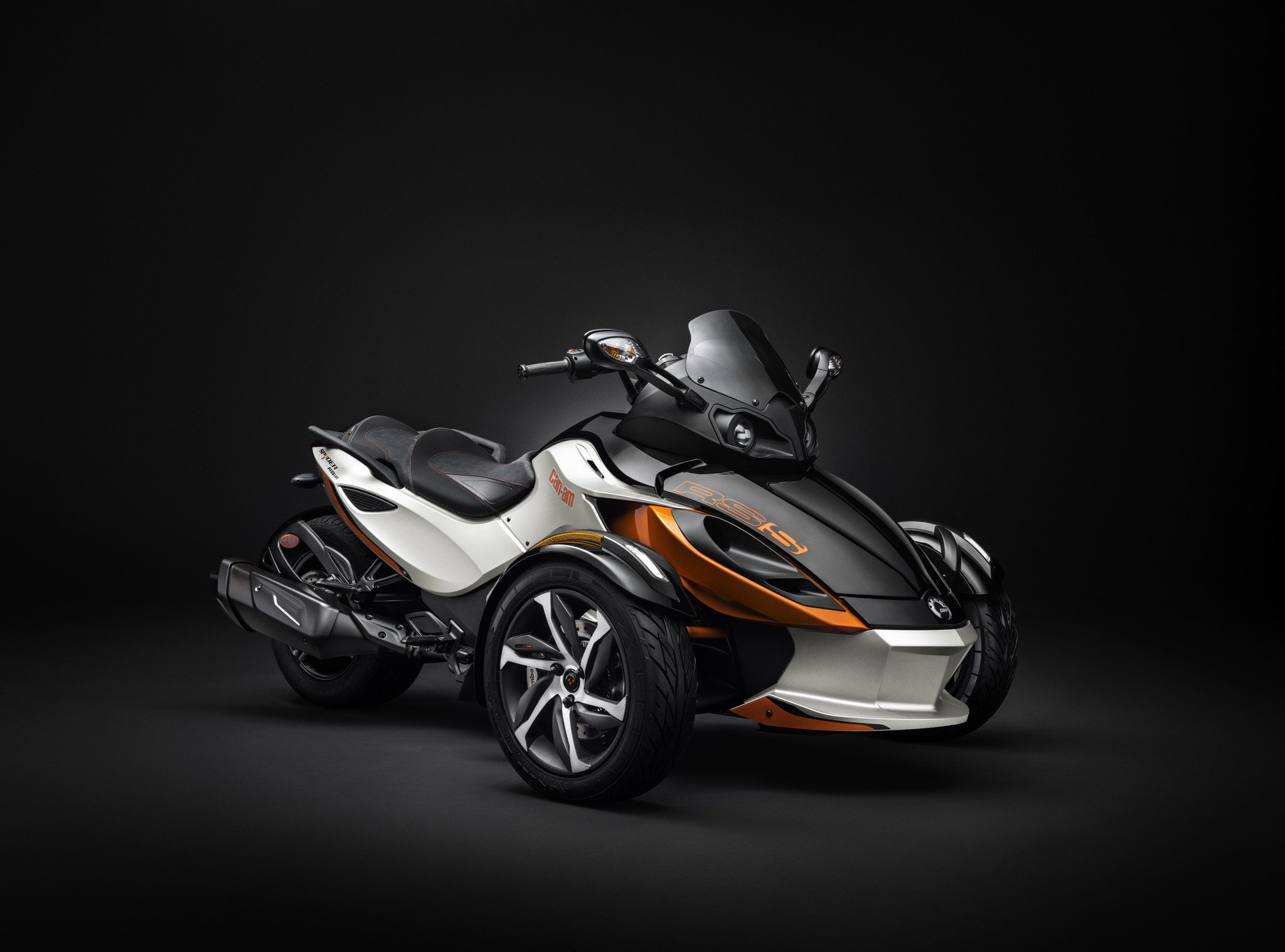 Can-Am Spyder RS-S #4