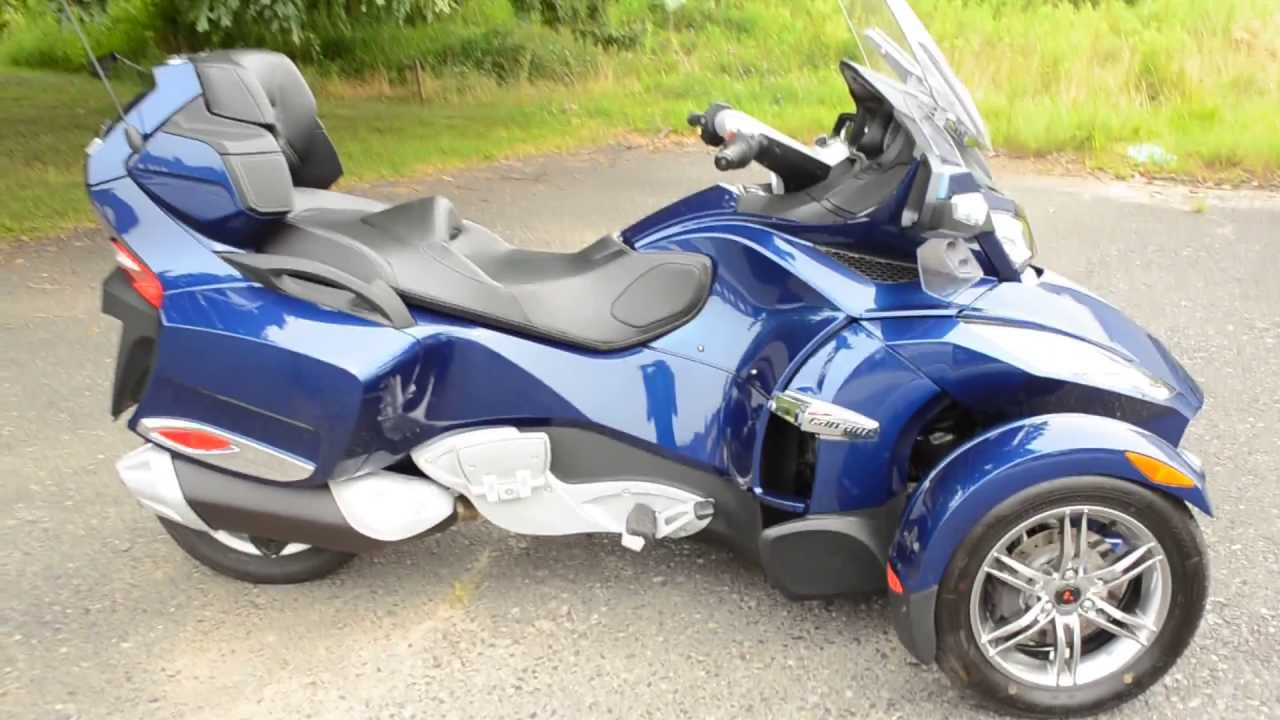 2010 Can-Am Spyder RS #2