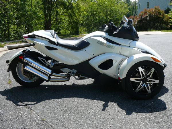 2010 Can-Am Spyder RS #5