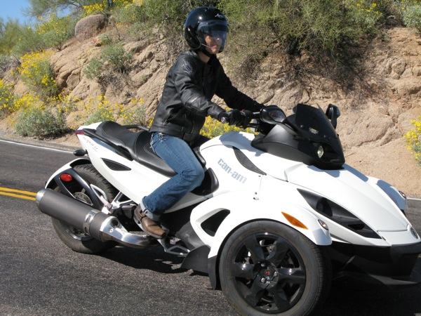 2010 Can-Am Spyder RS #4