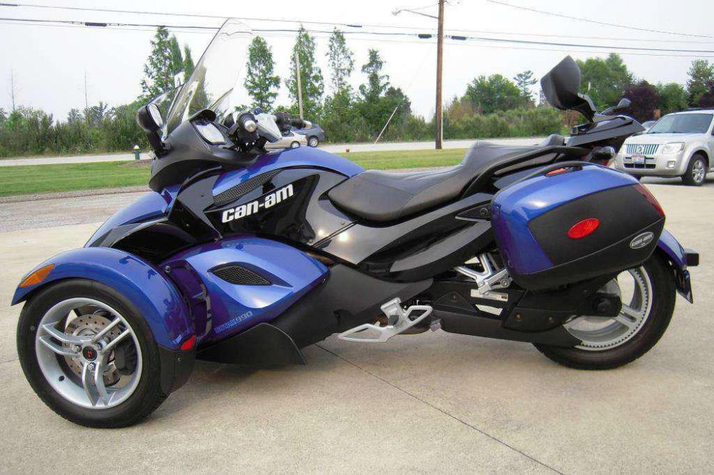 2010 Can-Am Spyder RS #3