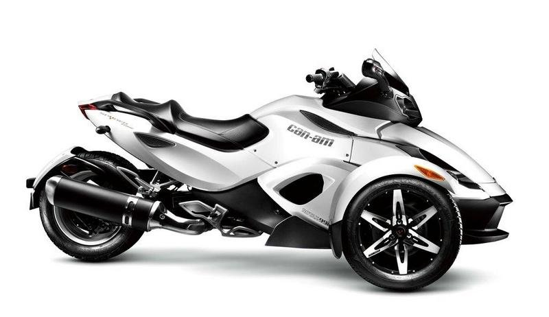 Can-Am Spyder RS #1