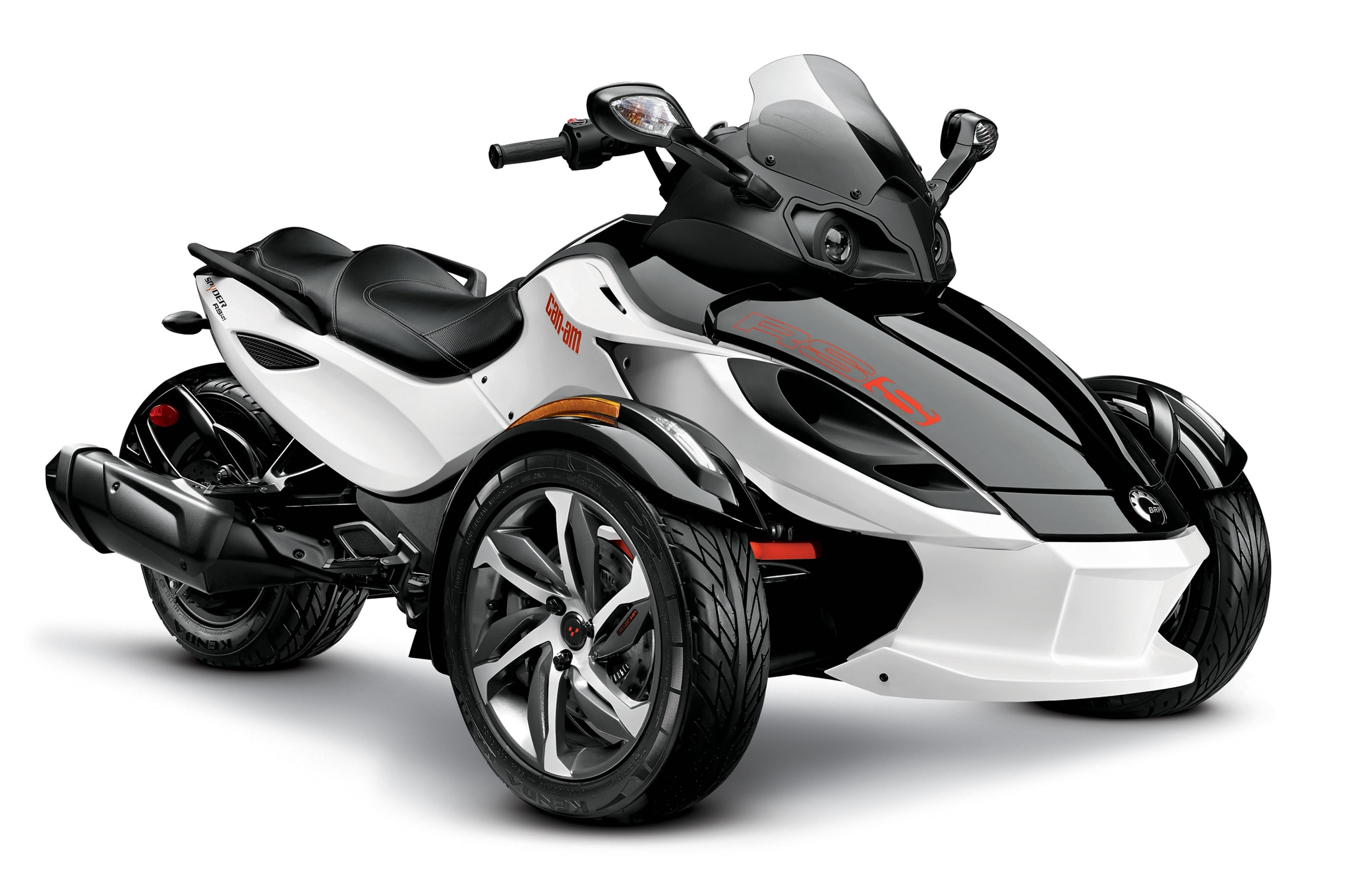 Can-Am Spyder RS #3