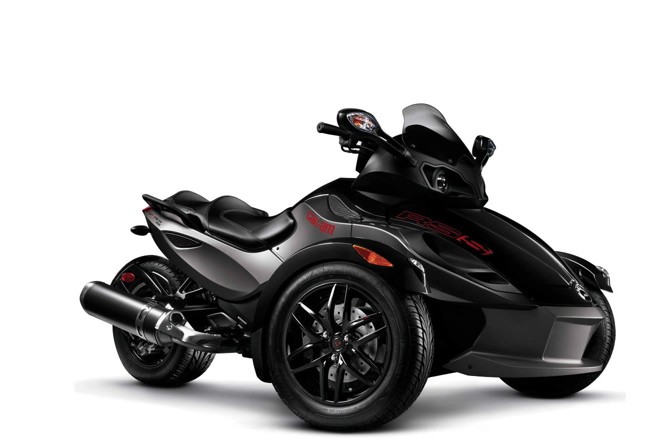 Can-Am Spyder RS #10