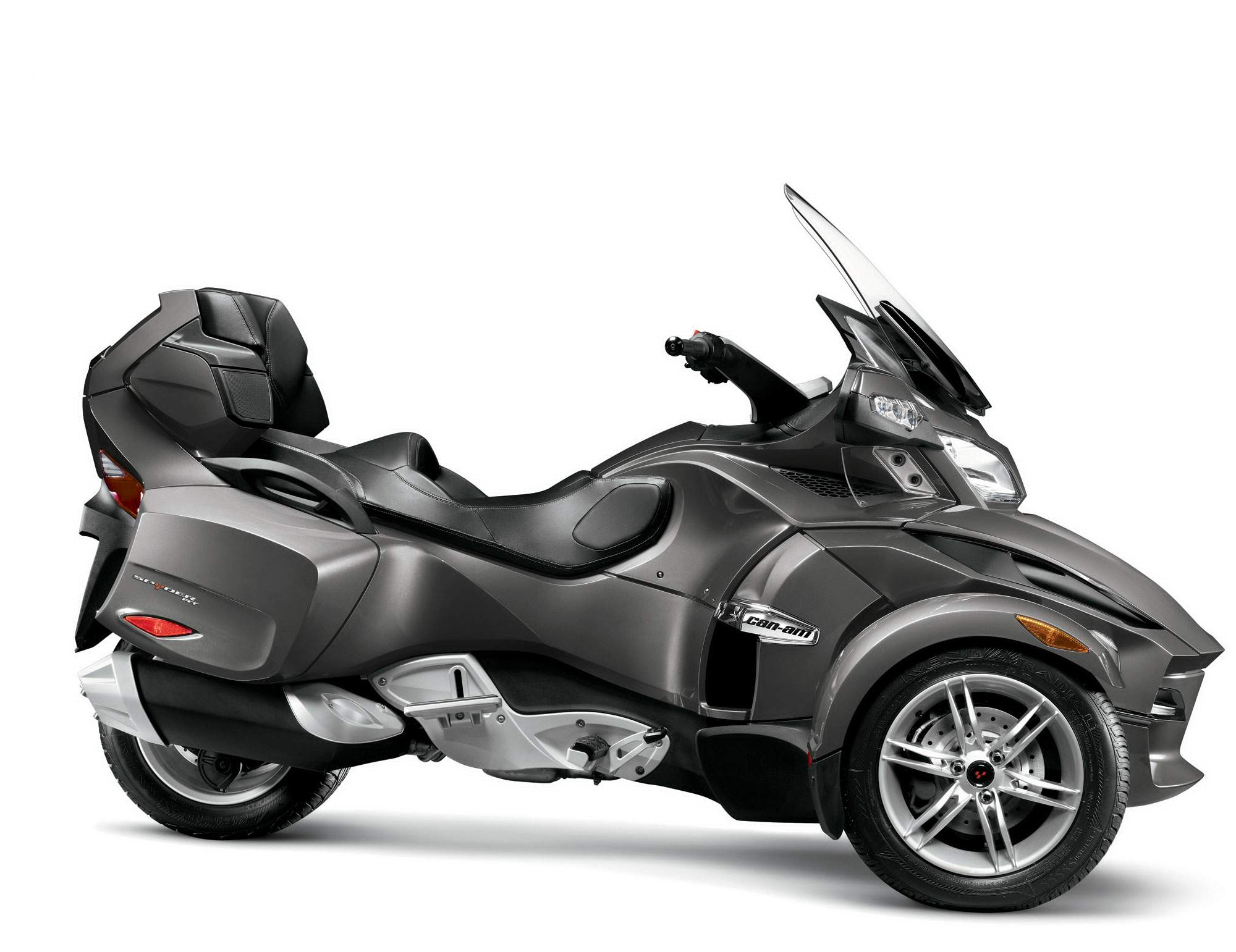 Can-Am Spyder RS #8
