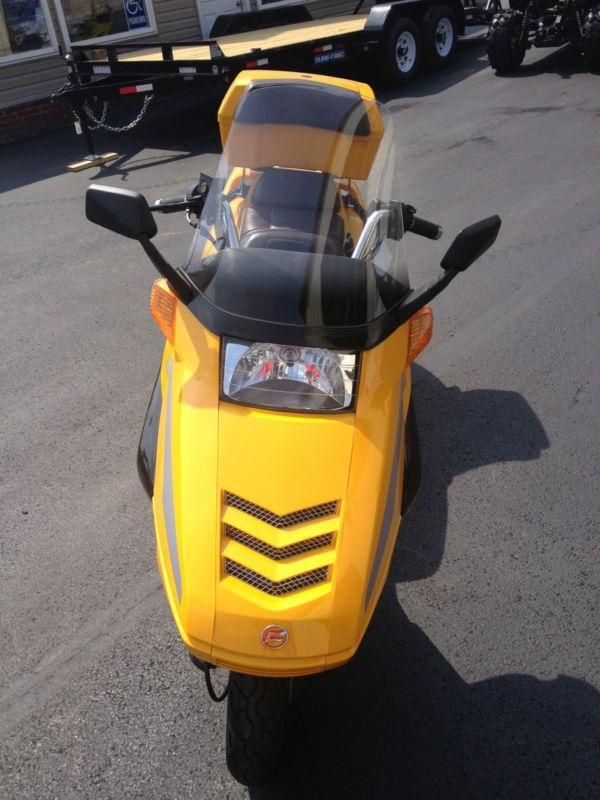 2009 CF Moto 250 Freedom Scooter #4