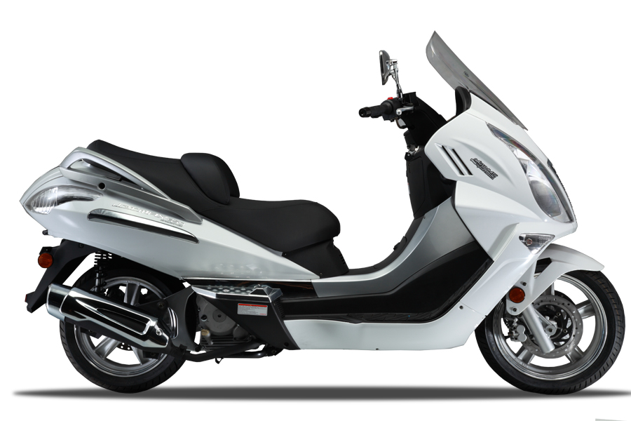 2009 CF Moto 250 Freedom Scooter #1