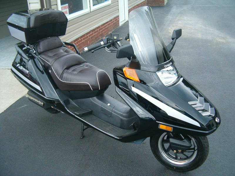 CF Moto 250 Freedom Scooter #4