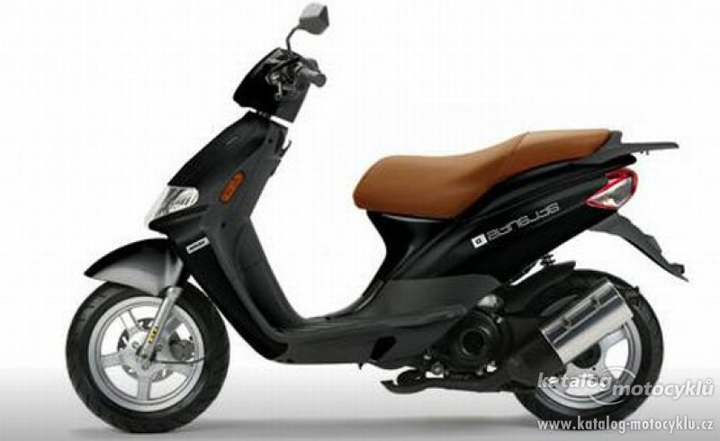 2008 Derbi Atlantis City 50 2T #6