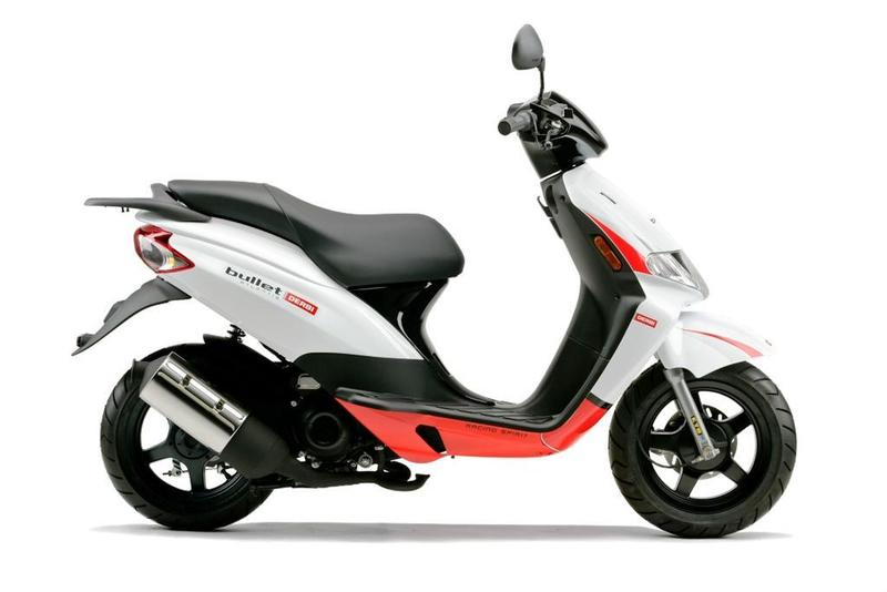 2008 Derbi Atlantis City 50 2T #2