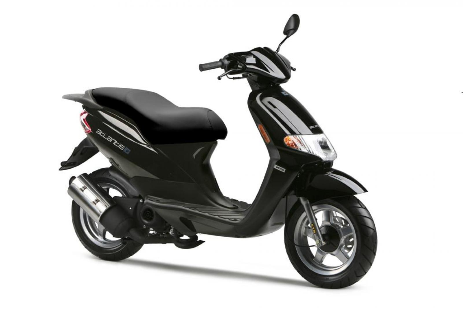 2010 Derbi Atlantis City 50 2T #1
